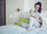 Aerelle® Cool Night, das ideale Cooling-Konzept, sorgt Wohlbefinden während der gesamten Nacht.